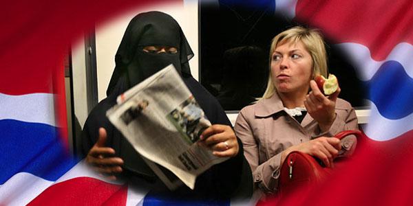 Det flerkulturelle Norge – innvandringspolitikk