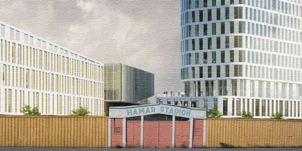 CC Stadion – en styrke for sentrum